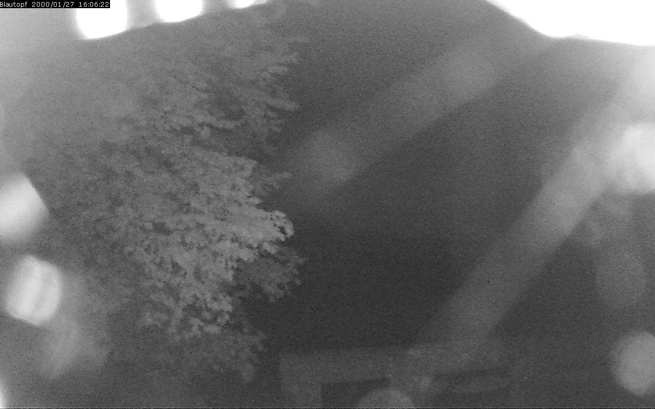 Webcam im Blautopf Blaubeuren